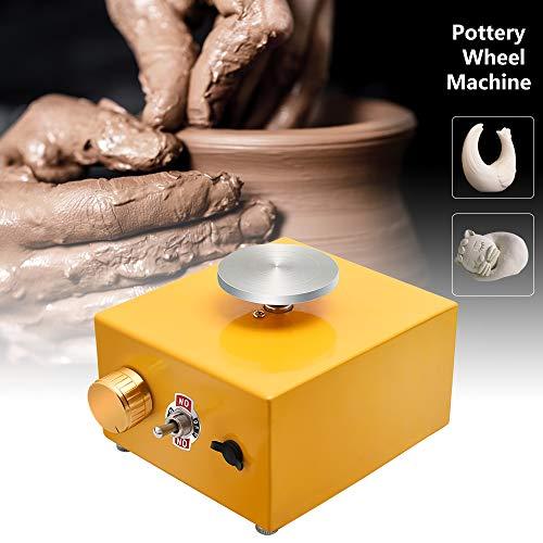 4YANG Mini rueda de cerámica Mini máquina de cerámica el