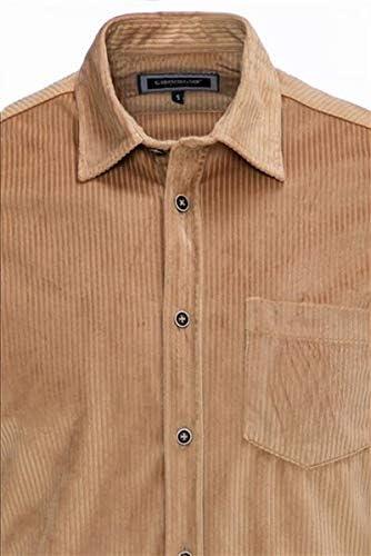 Carisma CRM8477 - Camisa para Hombre, Color Beige: Amazon.es ...