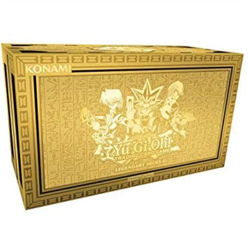 Konami - Yu-Gi-Oh-Legendary Decks (Deck legendarios II) ITA-Ristampa