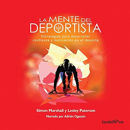 Diseño de la portada del título La mente del deportista
