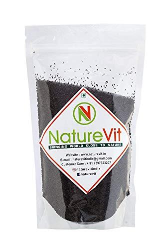 NatureVit Basil Seeds, 400gm [Sabja]