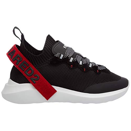 Dsquared2 Herren Speedster Sneaker Nero 44 EU