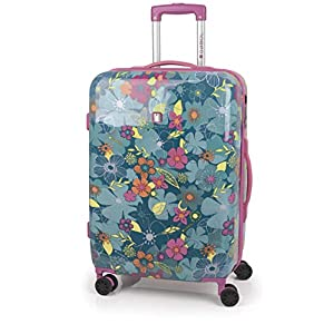 Gabol, Maleta Trolley, 50 cm, 20 litros, Multicolor