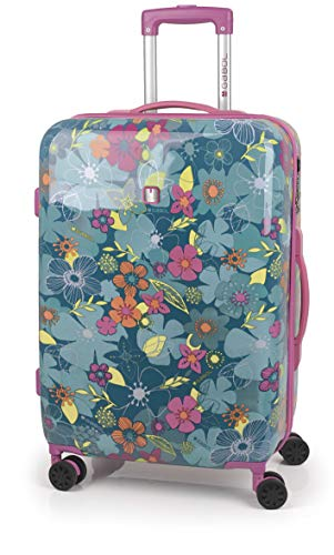 GABOL Trolley Medium Aloha Suitcase, 50 cm, 20 litres, Multi-Colour