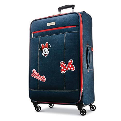 American Tourister Disney Softside Trolley mit Spinnrollen