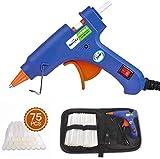 Pistola Silicona, Dweyka Mini Pistola de Pegamento 20W,...