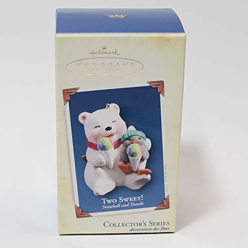 Hallmark Keepsake Ornament - Two Sweet! Snowball and Tuxedo