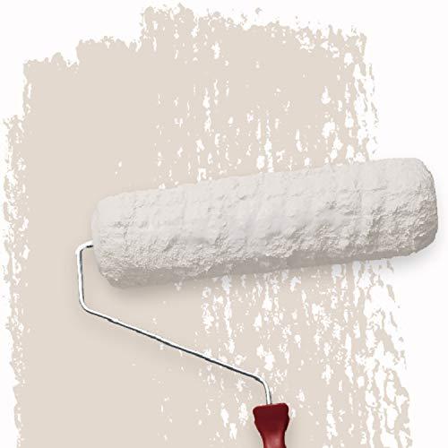 WALLCOVER Colors Wandfarbe beige Sand 5 L für Innen Innenfarbe Light 6C Matt | Profi Innenwandfarbe in Premium Qualität | weitere Größen und Farbtöne erhältlich