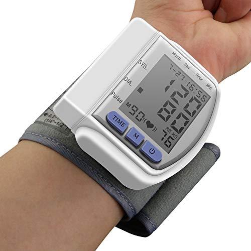 Haushalt Vollautomatische Arm Band Typ Digitale Elektronische Blutdruckmessgerät Mini Größe Leichte Tragbare Blutdruckmessgerät,A
