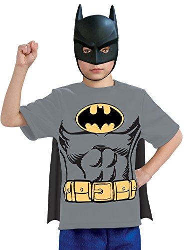 Tee shirt et Masque Batman