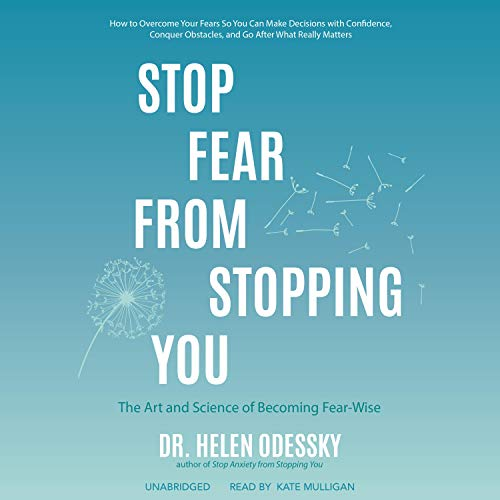 Stop Fear from Stopping You cover art