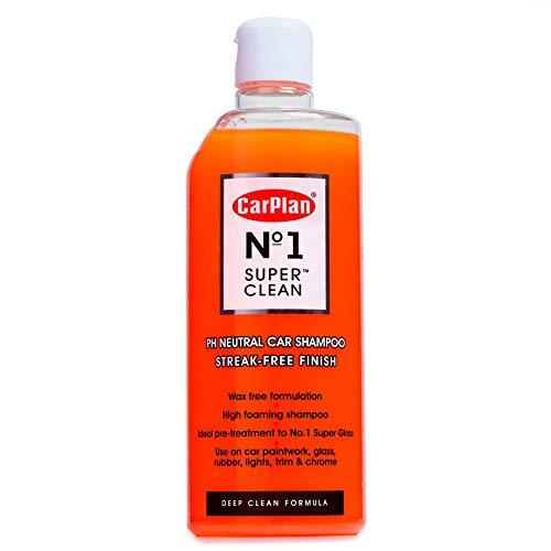 CarPlan N°1 Super Clean PH Neutro Car Shampoo 600ml CSC600