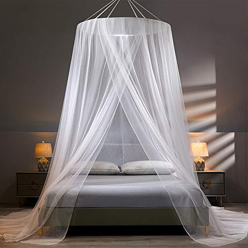 Portátil Cama de Cama de mosquitera Cama de Cama en la Cama Camping Mosquito Neto Repelente Tienda Insecto Cortina Cable Tienda para el hogar Interior al Aire Libre