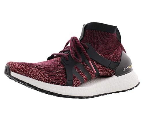 Adidas, Scarpe Ultraboost X, da donna, Marrone (Mystery Ruby/Core Black/Trace Pink), 36 EU