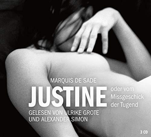 Erotik Hörbuch Edition mit COSMOPOLITAN: Justine: Oder vom Missgeschick der Tugend (3 CDs)