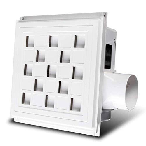 SJYDQ Motor de Corriente Continua Extintor, for Silent Ventilación Extintor de baño y Home Viento 115PA presión