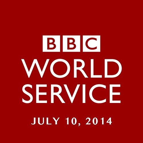 BBC Newshour, July 10, 2014 cover art