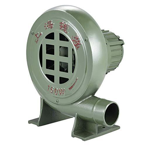 Ventilatore elettrico centrifugo, ventilatore della pompa di industria, ingranaggio manuale del ferro della forgia, per il trampolino gonfiabile del castello gonfiabile di combustione del barbecue, 6