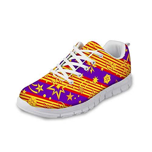 Calzado sobre los Zapatos Zapatos de Entrenamiento Cruz Ejecutan los Hombres Zapato Zapatilla de Deporte de los Hombres de los Zapatos de Bolos para los Hombres Anchura Amplia Tamaño 40 EU