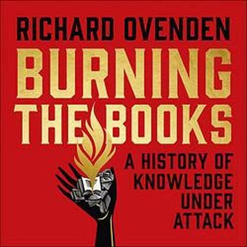 Burning the Books cover art