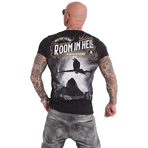 Yakuza Herren Room In Hell T-Shirt