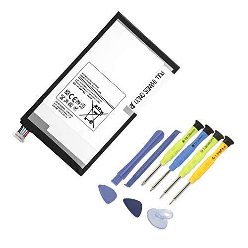 ANTIEE 4450mAh EB-BT330FBE Tablette Akku für Samsung Galaxy Tab 4 8.0 8.0