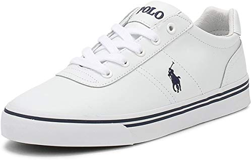 RALPH LAUREN SHOES - A85-Y2140-WHITE-T44