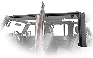 Smittybilt 91406 Soft Top Door Surrounds for Jeep JK 4-Door