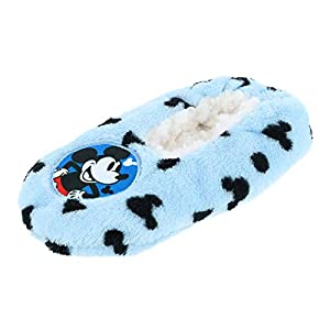 Mickey Mouse Boys Slippers