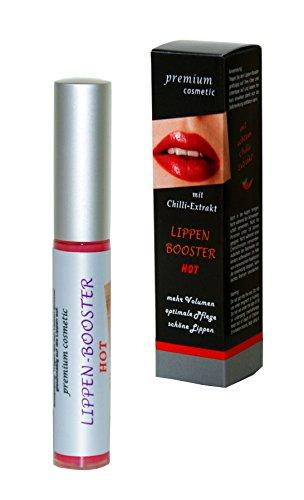 Lippen Booster - Lippenwunder, Lip Boost für vollere Lippen - 8ml (chilli)