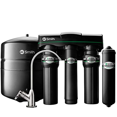AO Smith 4-Stage Reverse Osmosis Water Filter System