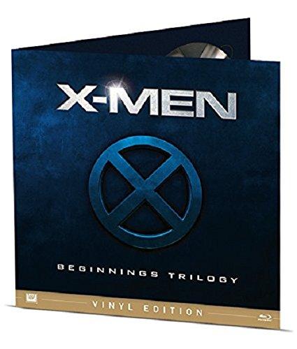 X-Men La Trilogia Originale (Box 3 Br Vinyl Edit.)