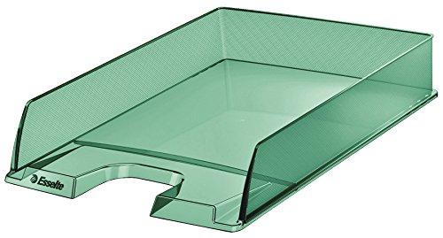 Esselte Corbeille à Courrier, Vert, Colour'Ice, 626275