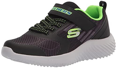 Skechers Bounder Sportschuhe für Kinder, - Black Navy - Größe: 35.5 EU