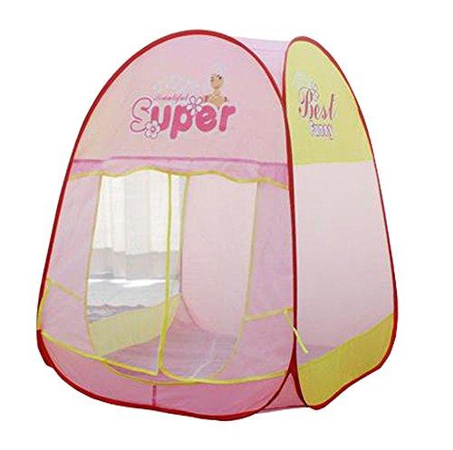Kids 'pliante Safe Fun Balle souple portable Tente de plage Game Play House & Bobo pour piscine