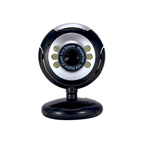 【Windows・Mac対応】canter ウェブカメラ PC(パソコン)カメラ USBケーブル140cm、Skype(スカイプ)での会話やyoutune等の動画撮影に最適!高画質、マイク内蔵、暗所撮影用LEDライト付き、ピント調節可能、PCに取り付け可、