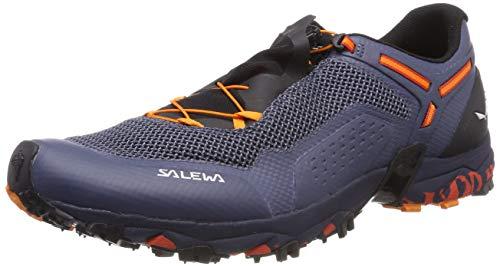 Salewa Ms Ultra Train 2, Zapatillas de Running para Asfalto para Hombre, Gris (GrisailleDawn 457), 40 EU