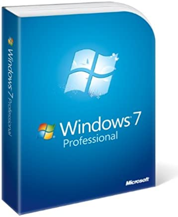 【旧商品】Microsoft Windows 7 Professional 英語版