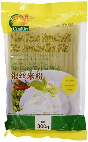 CAMRICE Reisnudeln Yin Si Vermicelli, 5er Pack (5 x 300 g)