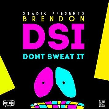 Doh Sweat It
