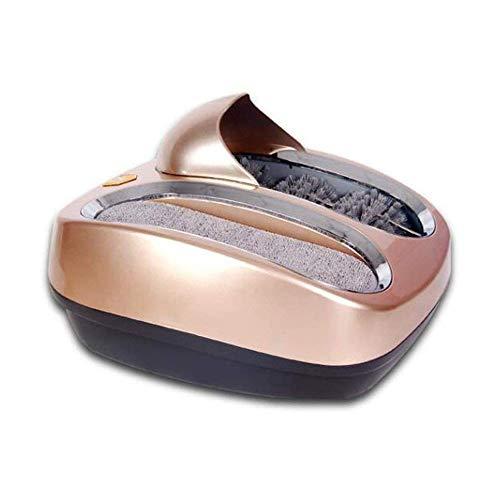 KJRJX Calzado eléctrico Cepillo hotel Grado Ultra Durable Larga Duración Multi cepillo pulidor, la máquina T-Paso inteligente Sole máquina de la limpieza, del Ministerio del Interior automática perezo