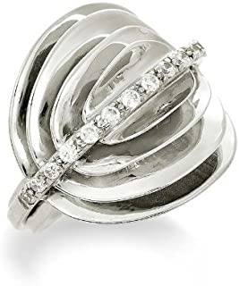 ALVINA ZR-3567 银戒指