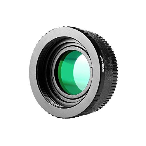 M42-Nikon - Beschoi Anillo de Adaptador Montaje Lente para Montar M42 al Cuerpo de la Cámara Nikon