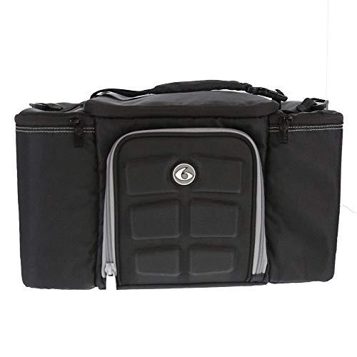 6 Pack Fitness Innovator 300 Meal Prep Management System (Black/Grey)