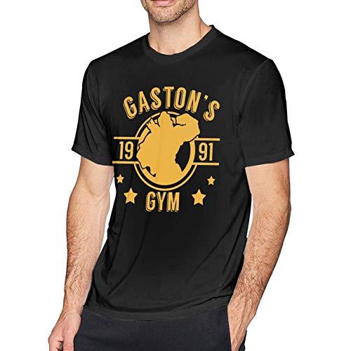Lbjams23 Gaston'S Gym - Camiseta de manga corta para hombre