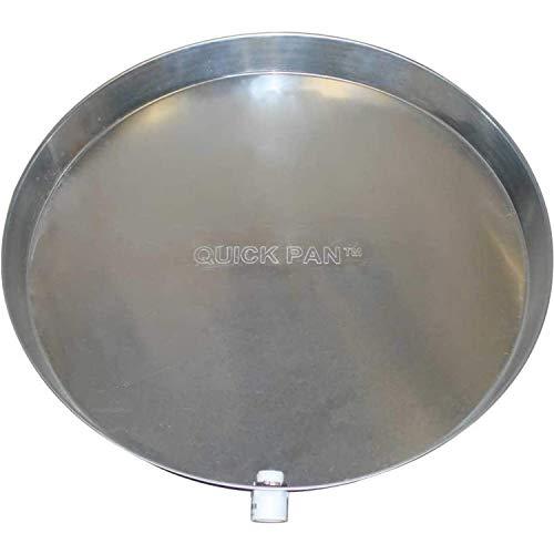 Holdrite HOLD QP-22, 22-Inch Diameter, Silver
