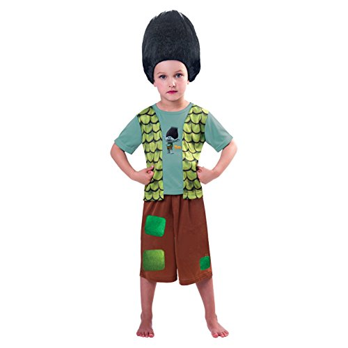 Child Boys Trolls Branch Costume