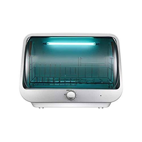 LKNJLL 35L Desinfección del gabinete, una pequeña Cocina y Comedor Vertical 220V desinfección Armario de Secado, Alta Temperatura del esterilizador Autoclave Limpio con la función de temporización