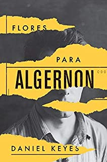 Capa do livro Flores para Algernon