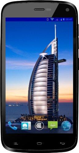 NGM Forward Prime Smartphone, 16 GB, Dual SIM, Nero [Italia]